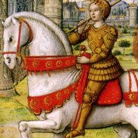 Joan of Arc, from 'Vie des Femmes Celebres,' c. 1505