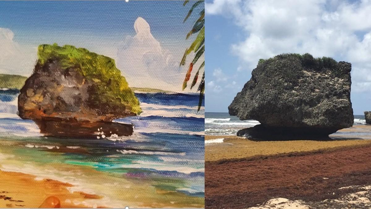 Sargassam & Barbados