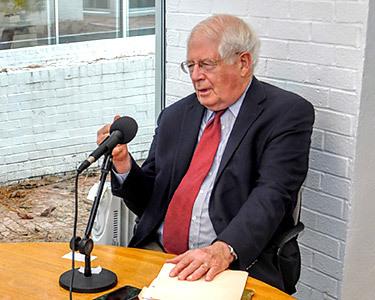 U. S. Representative David Price (NC-4)