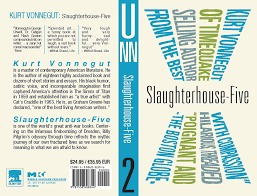 """Slaughterhouse-Five,"" by Kurt Vonnegut"