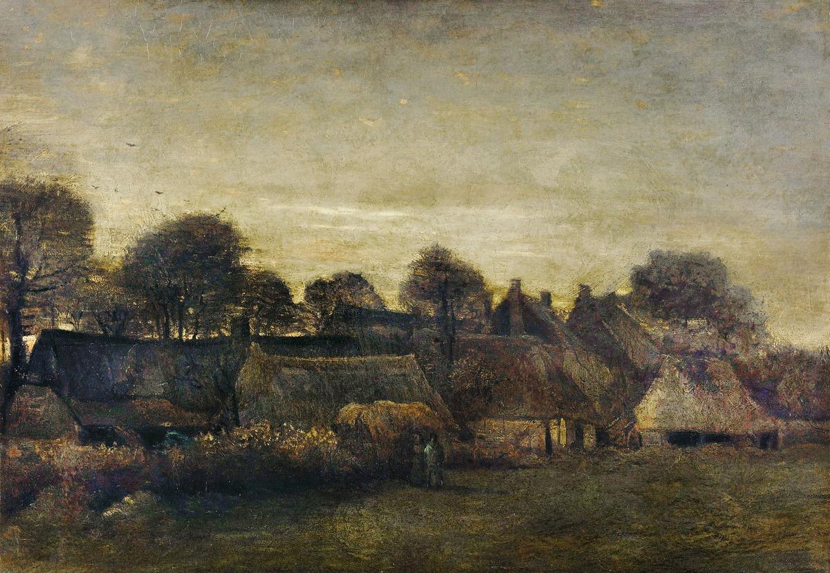 Dutch landscape painting