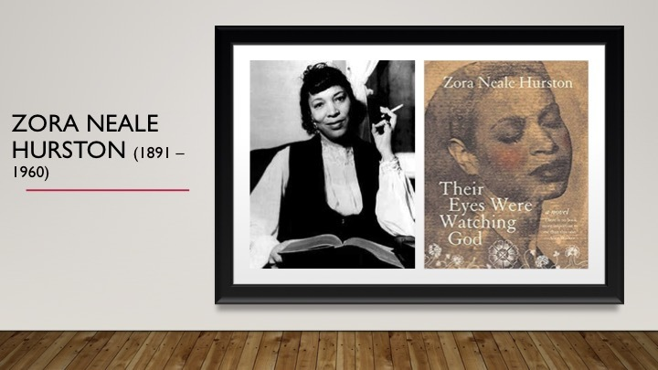 Zora Neale Hurston (1891-1960)