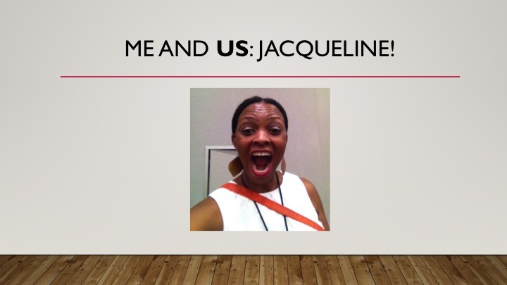 Well-Behaved Women (Me and Us: Jacqueline!)