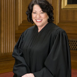 Sonia Sotomayor Finds Her Voice