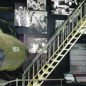 Contested Territory:  The Saigon Staircase in the Gerald R. Ford Presidential Museum