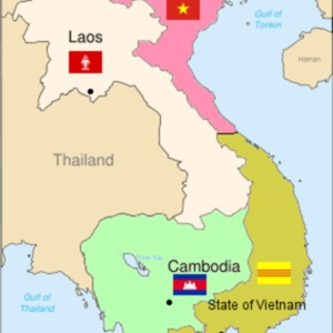 French Indochina Post-Partition