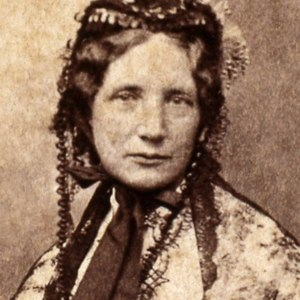 Harriet Beecher Stowe, c. 1852