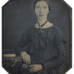Photograph of Emily Dickinson