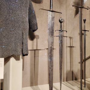 A Sword From Italy by Way of Alexandria