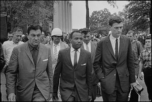 James Meredith at University of Mississippi