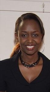 Immaculée Ilibagiza, survivor of the Rwandan genocide
