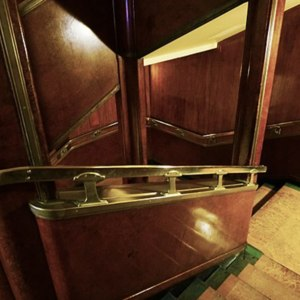 Queen Mary Stairway